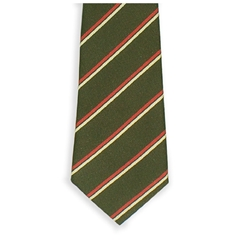 Cheshire Regimental Tie