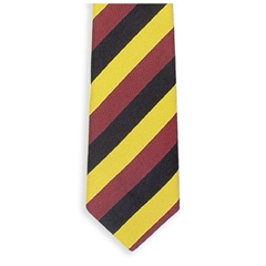 Prince of Wales Own Regiment of Yorkshire Regimental Tie