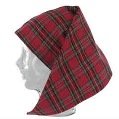 Magee Men's  Highland  Check Nightcap - Royal Stewart Design