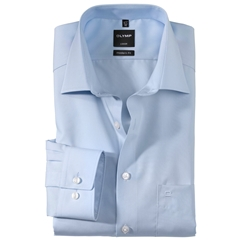 Olymp Modern Fit Shirt - Light Blue - 0300 64 15