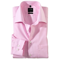 Olymp Modern Fit Shirt - Pink - 0304 64 30