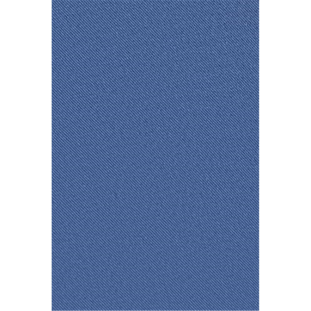 Gurteen Longford Cotton Trouser - Mid Blue