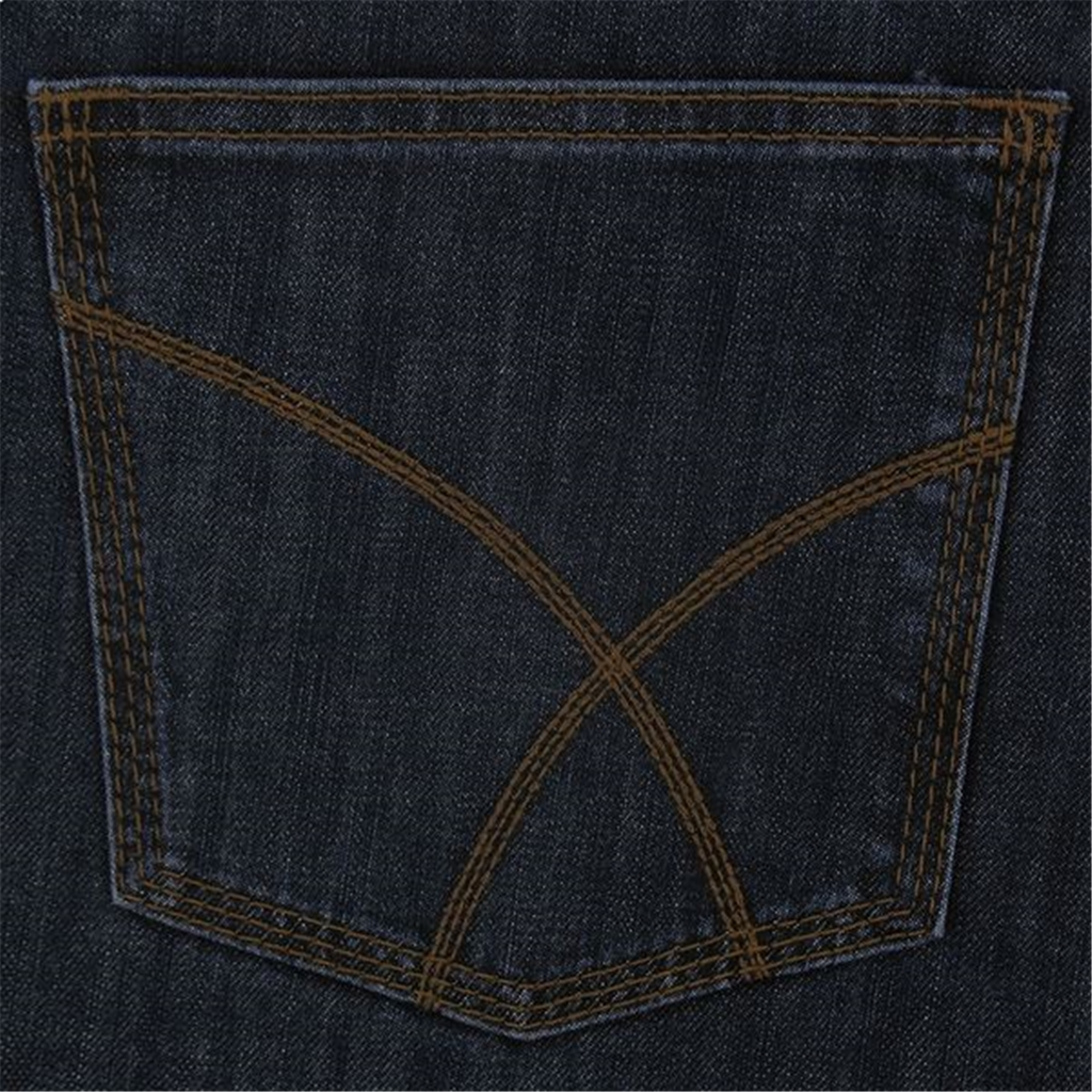 Brax Denim Jean - Authentic Ring Denim -  Mid Blue