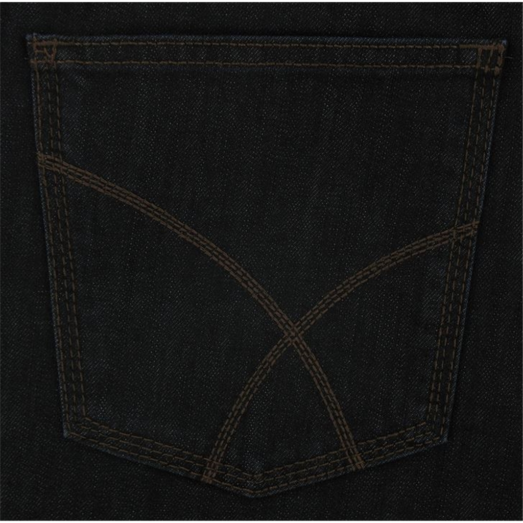 Brax Denim Jean - Authentic Ring Denim -  Blue Black