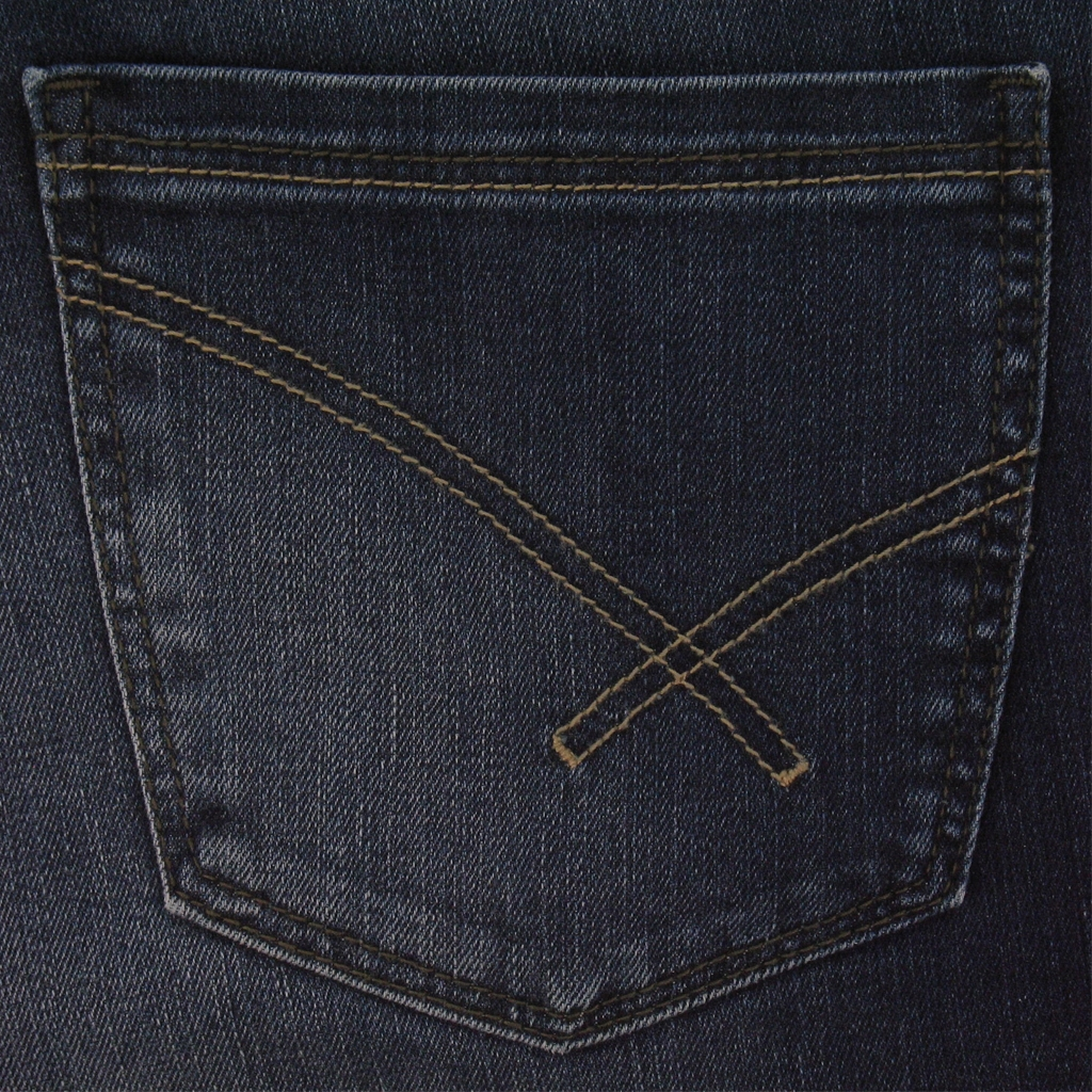 Meyer Stretch Denim Jean - Dark Blue - Durban 624 19