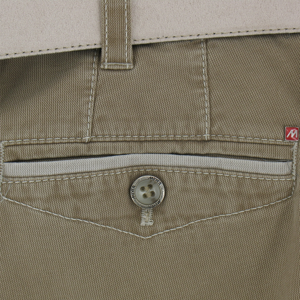 Meyer Cotton Shorts - Camel - Special Purchase - Online Exclusive