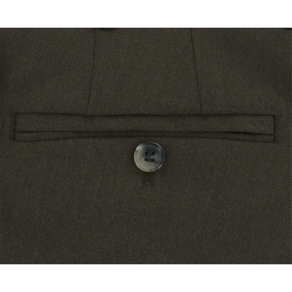 Autumn 2016 Meyer Trousers Brown Gabardine - Online Exclusive