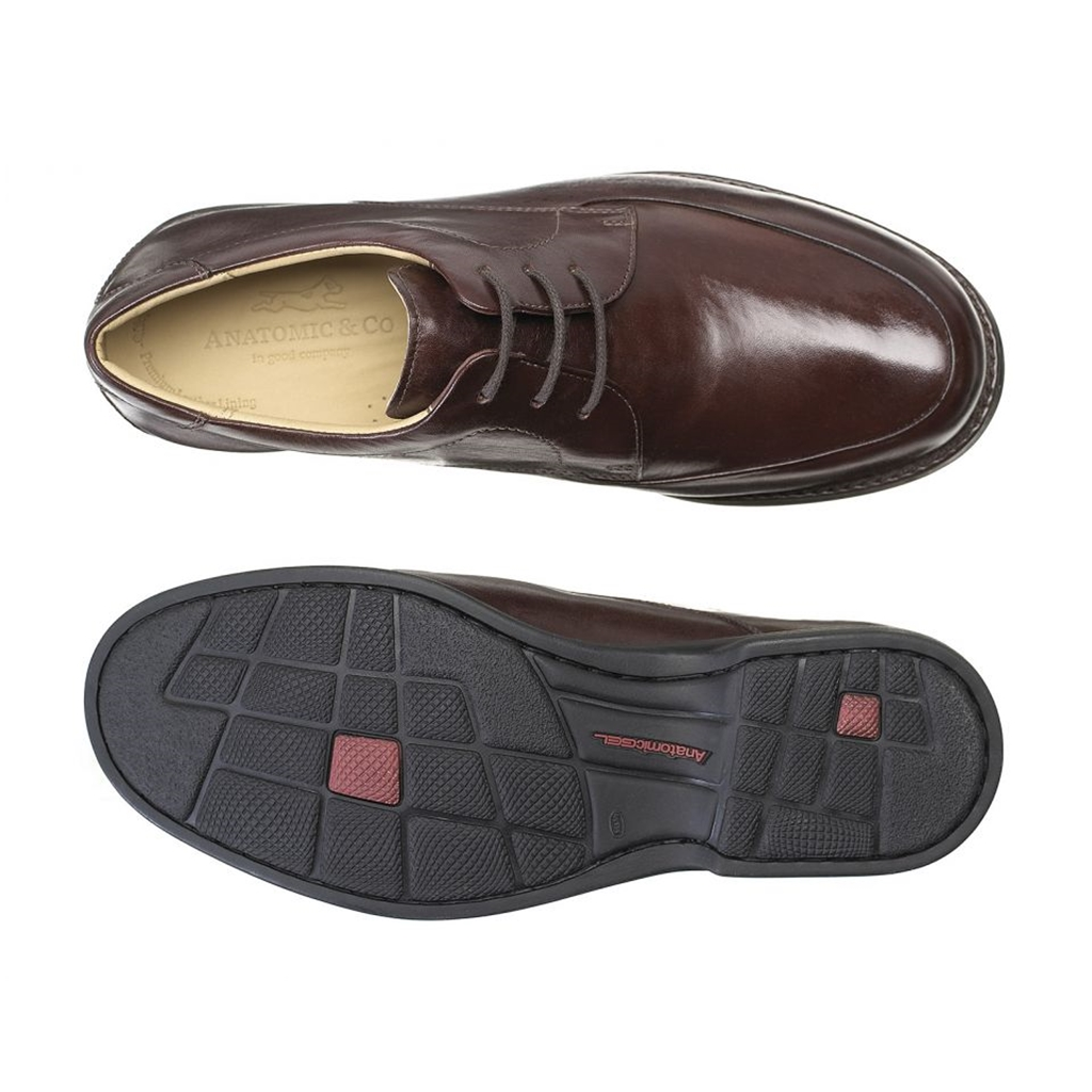 Anatomic & Co New Recife Shoes - Burgundy