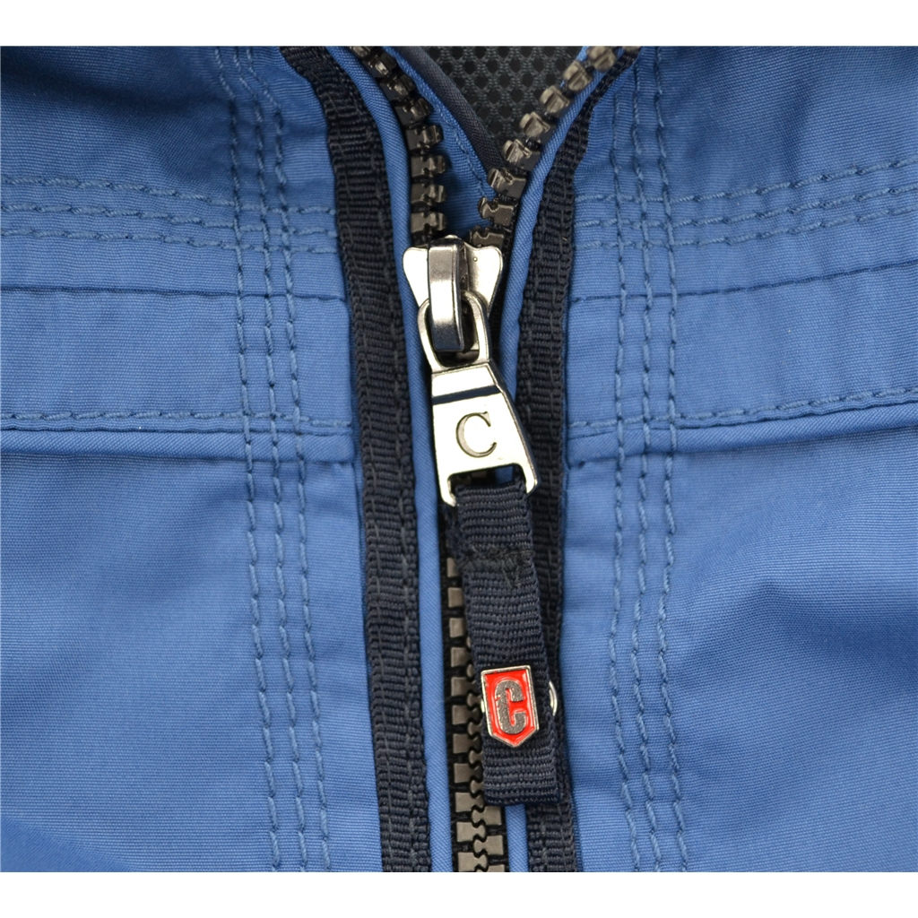 New 2017 Aqua-Tex Zip Jacket - Royal Blue