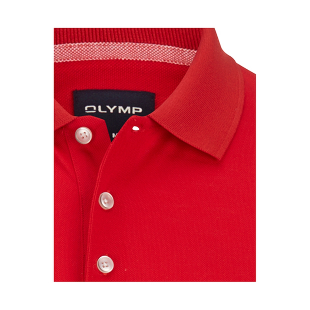 Olymp Polo - Modern Fit - Red
