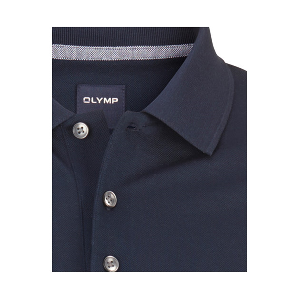 Olymp Polo - Modern Fit - Navy