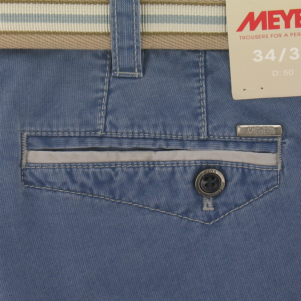 New 2017 Meyer Cargo Shorts - Blue - Online Exclusive