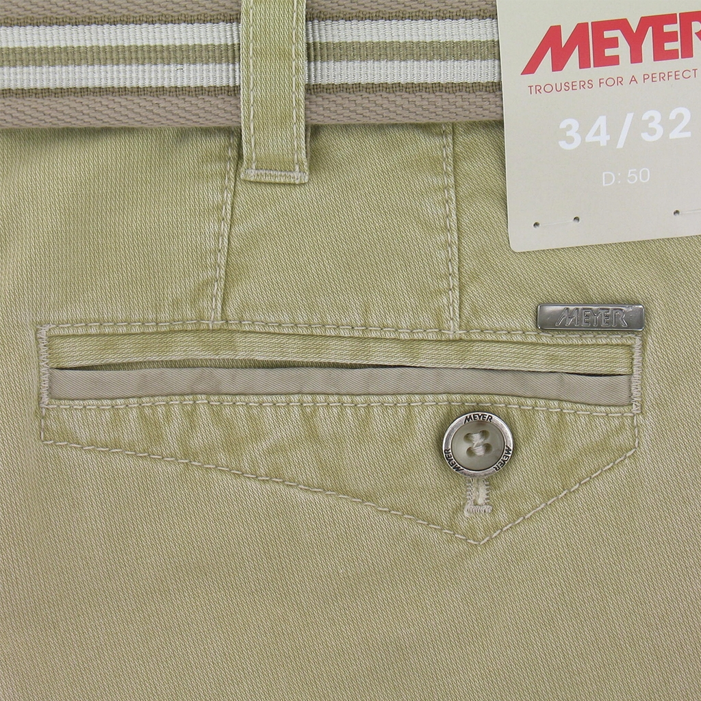 New 2017 Meyer Cargo Shorts - Taupe - 36'' Waist Only