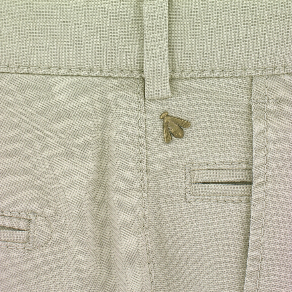 New 2017 Meyer Luxury Cotton Trouser - Beige - Online Exclusive