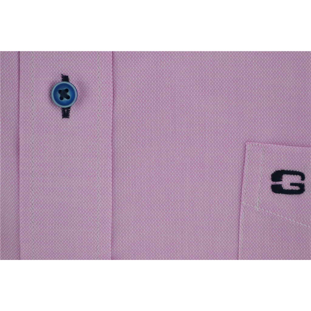 New 2017 Giordano Shirt - Pink Oxford