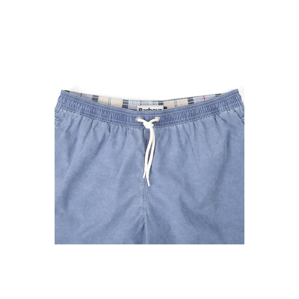 New 2017 Barbour Mens Victor Swim Shorts - Light Blue - Size XL Only
