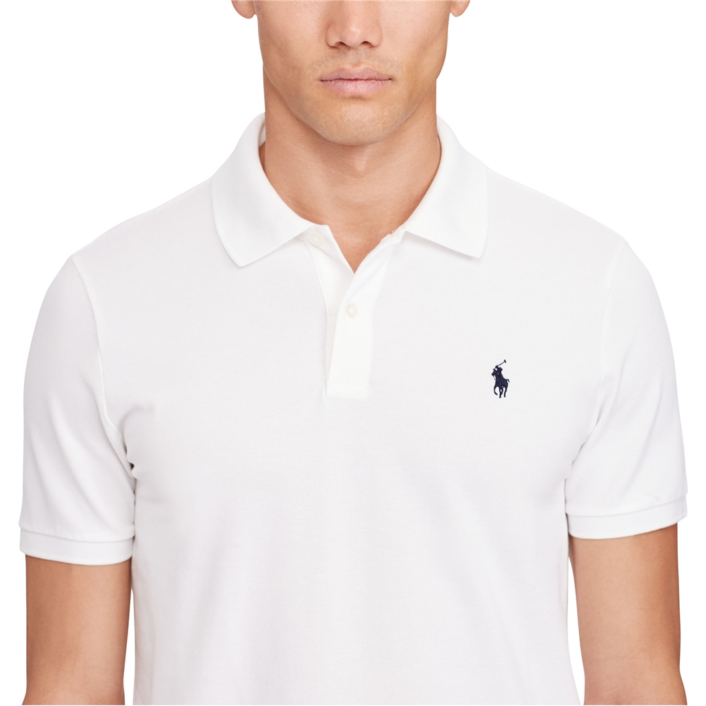 New 2017 Ralph Lauren Pro-Fit Polo - White