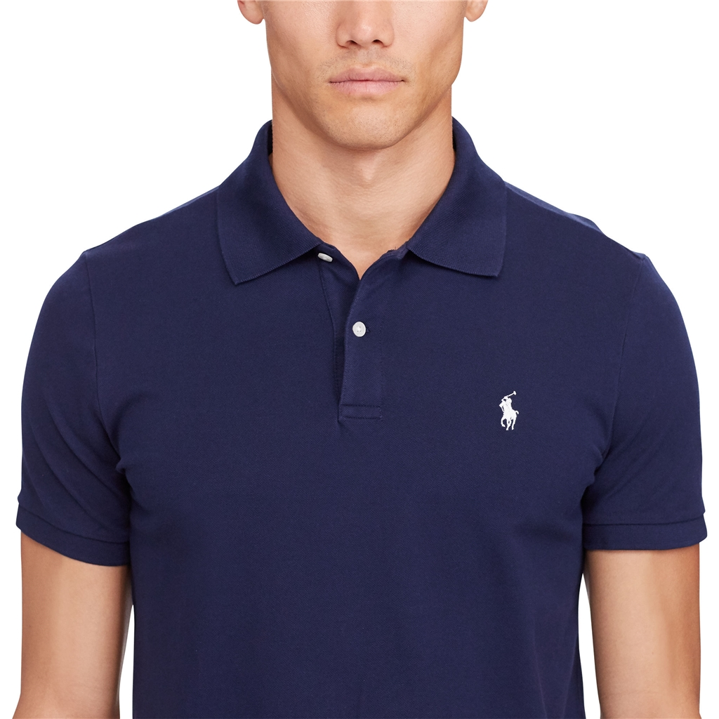 New 2017 Ralph Lauren Pro-Fit Polo - Navy - Size XXL Only
