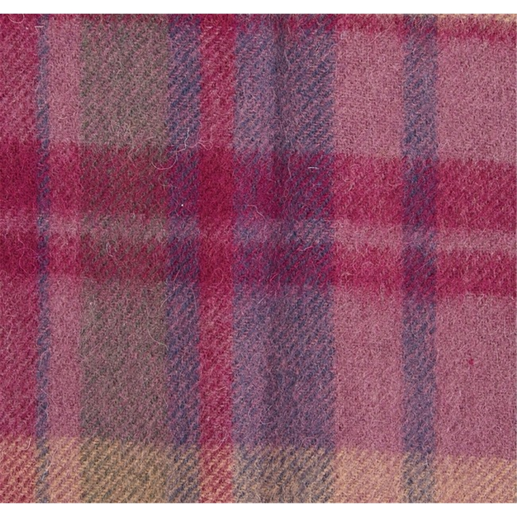 Autumn 2017 Women's Barbour Vintage Winter Plaid- Huckleberry