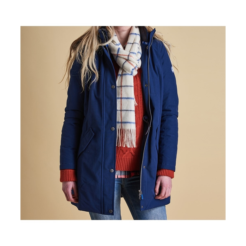 Autumn 2017 Women's Barbour Country Tattershall scarf