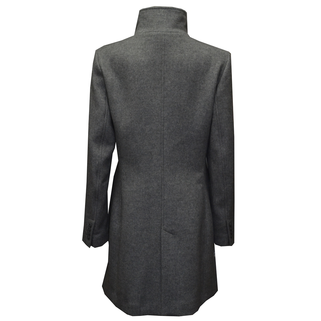 Betty Barclay wool coat - Grey