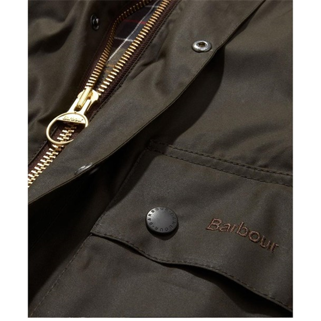 Autumn 2017 Barbour Classic Bedale - Olive