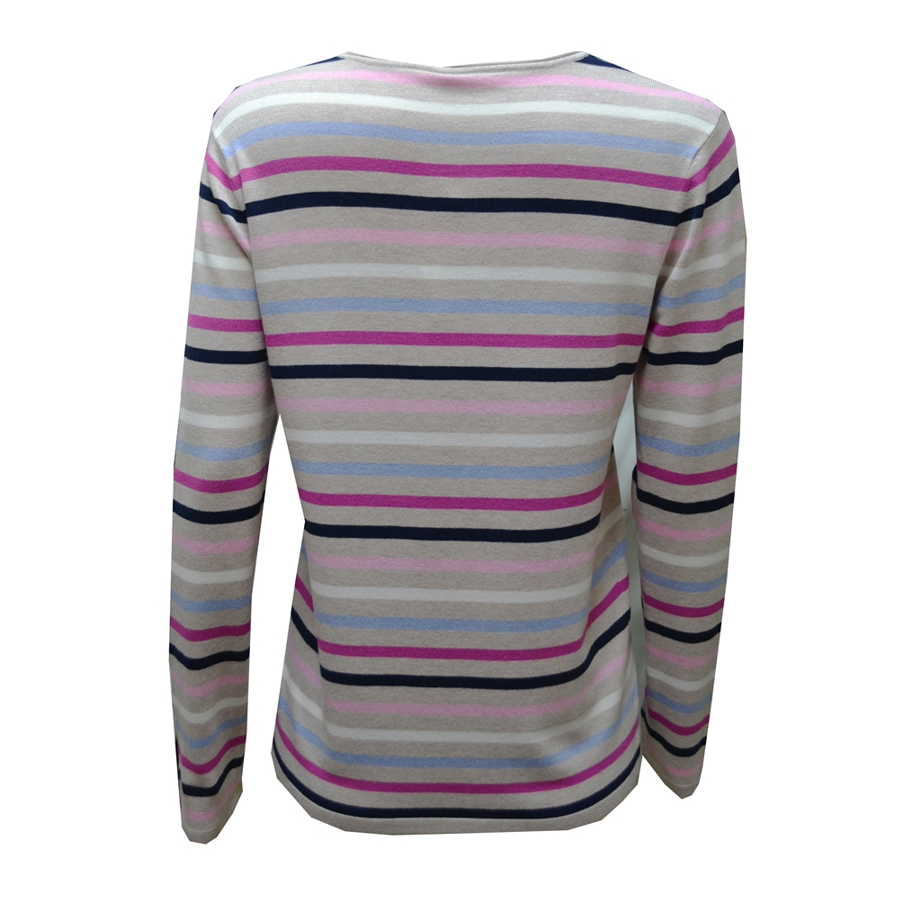 Stripe Sweater - Multi