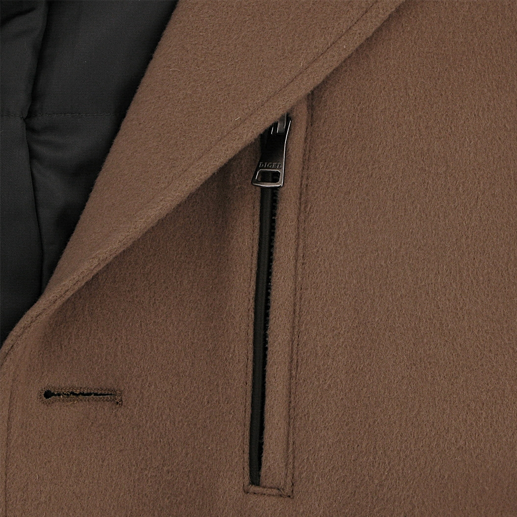 Digel Overcoat - Camel