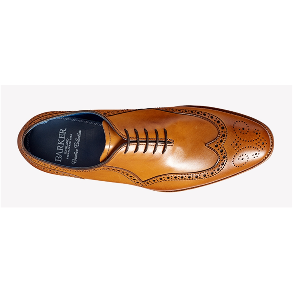 New 2018 Barker Shoes Style: Lazarus - Cedar Calf
