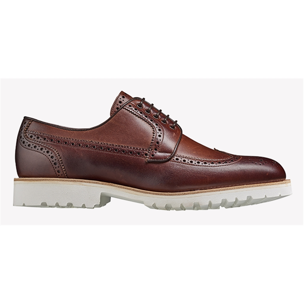 New 2018 Barker Shoes Style: Hawk - Walnut Calf