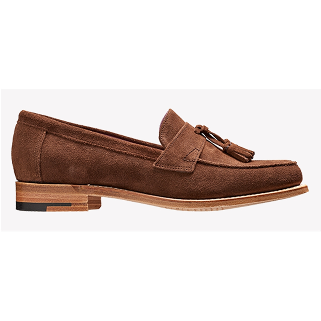 New 2018 Women's Barker Shoes Style: Imogen - Castagnia Suede