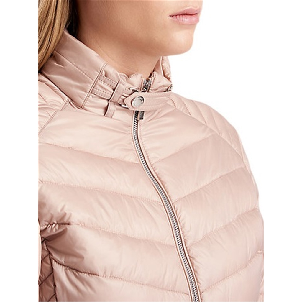New 2018 Barbour Women's International Triple Quilt - Pale Pink