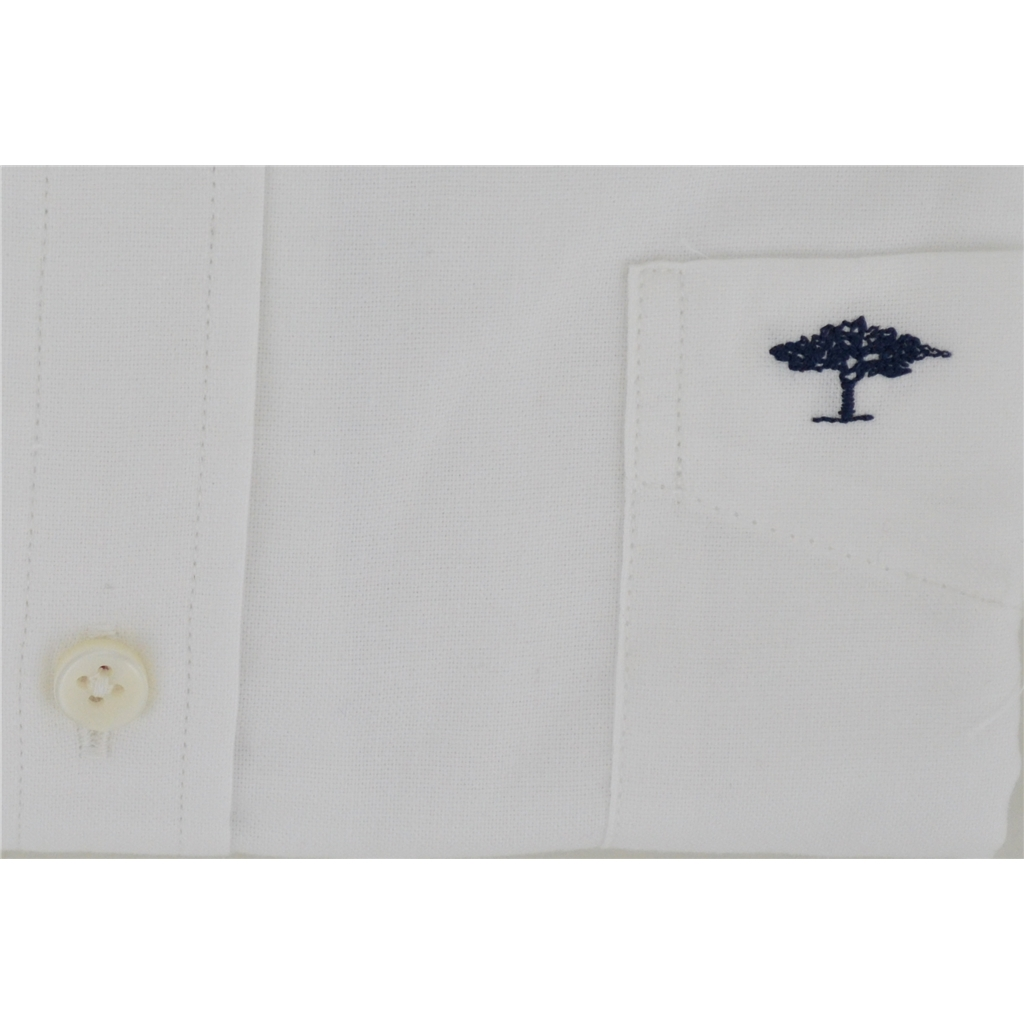 New 2018 Fynch Hatton Shirt - White