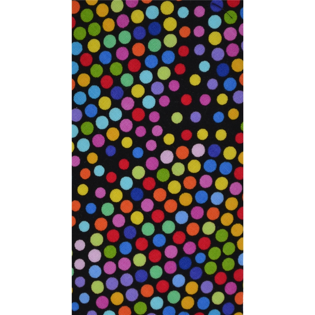 Van Buck - Multi Polka Dot Design Tie