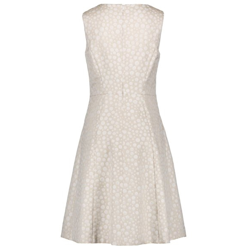 New 2018 Gerry Weber Textured Cocktail Dress - Champagne