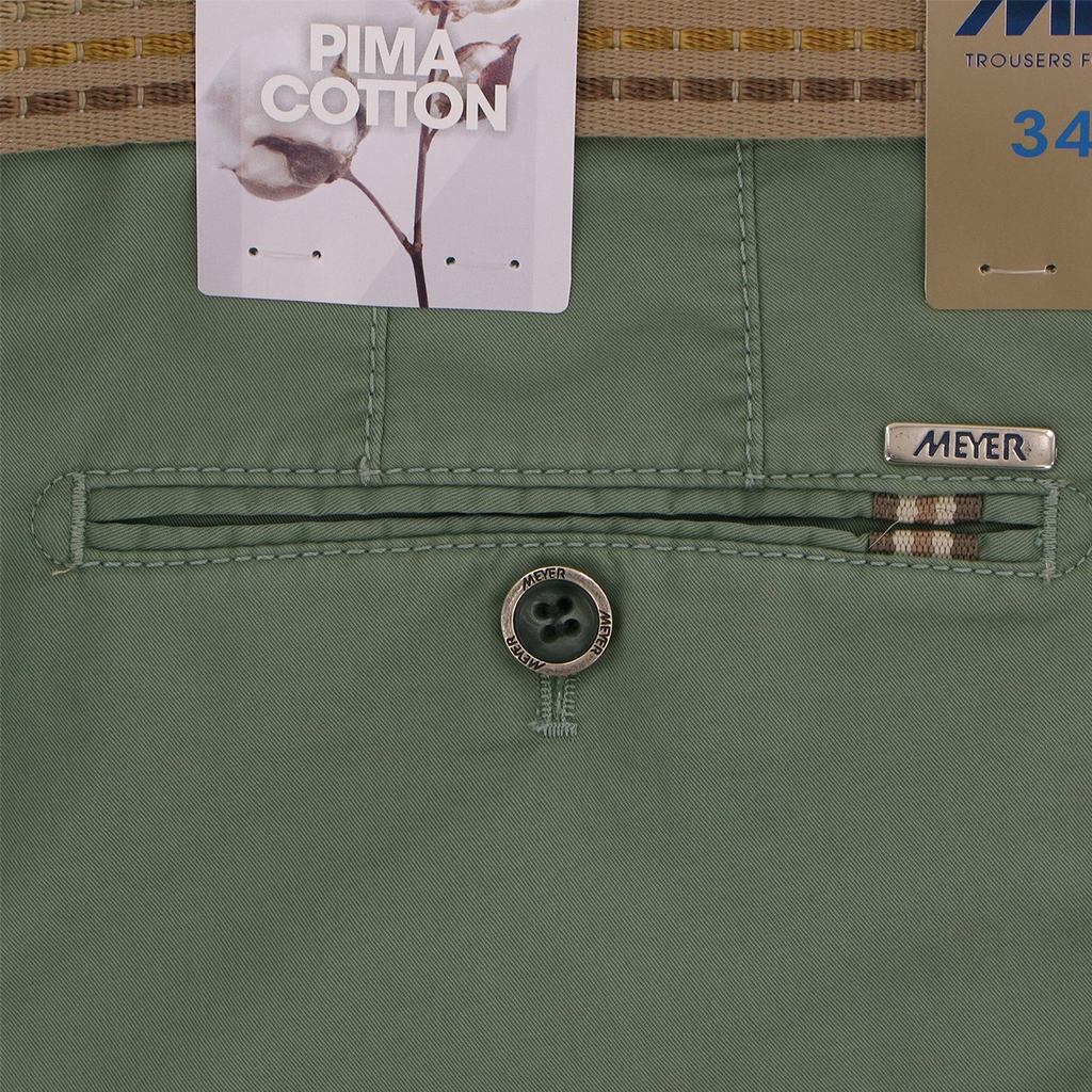 Meyer Shorts Green  - Palma B 3116 26