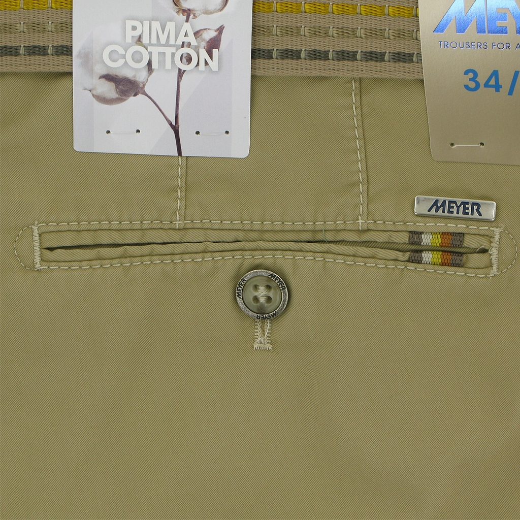 Meyer Shorts Fawn  - Palma B 3116 43