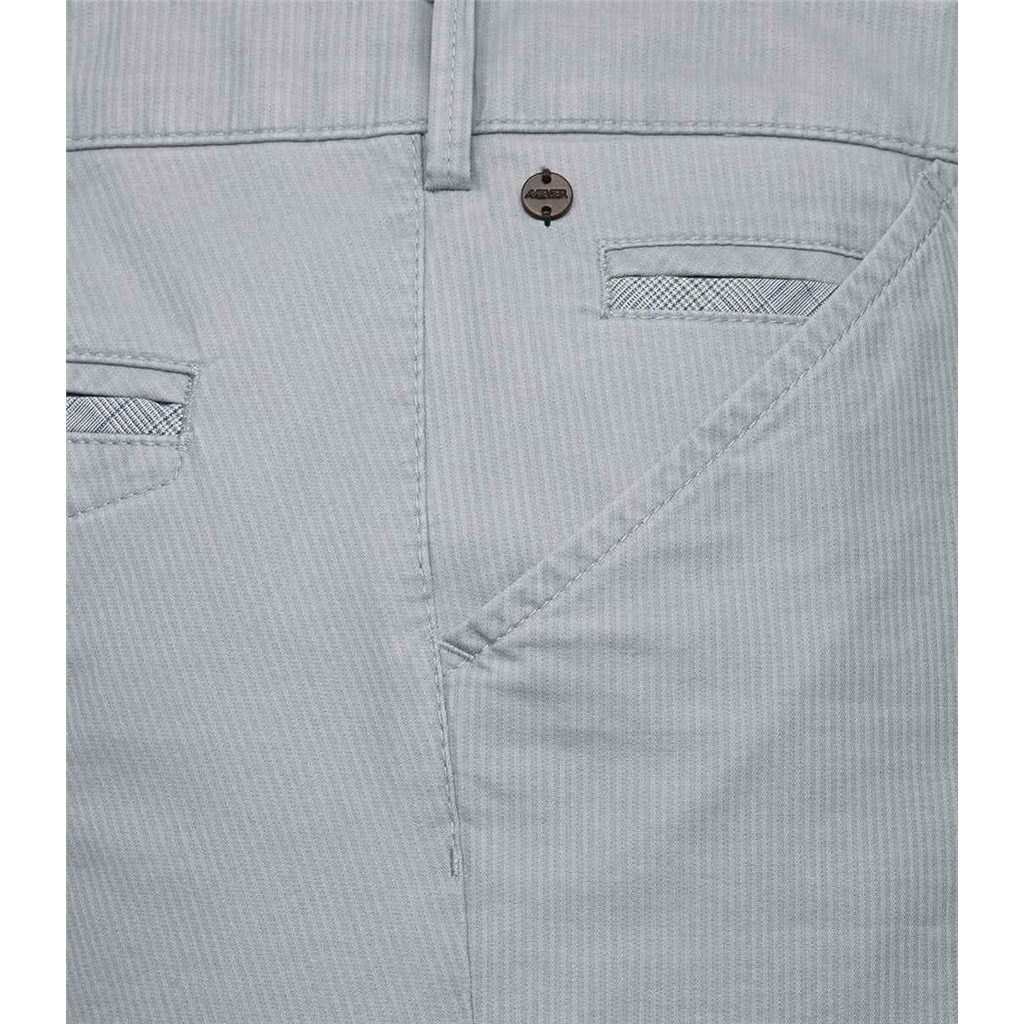 NEW 2021 Meyer Cotton - Light Grey - Chicago 5040 05 - Continental Sizing