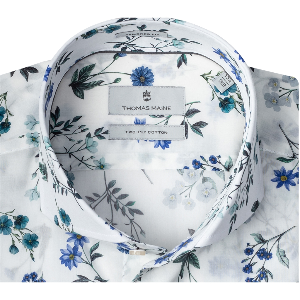 Thomas Maine Shirt - Flower Print Anneliese by LIBERTY