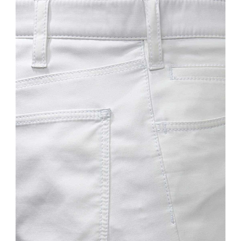 Meyer Golf Trousers - White - Jean Style - Carnoustie 8030 40