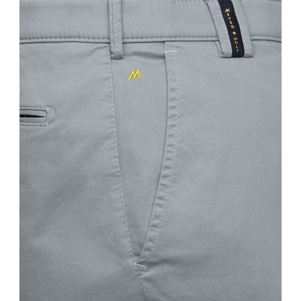 Meyer Golf Trousers - Grey - Classic Style - Augusta 8070 07