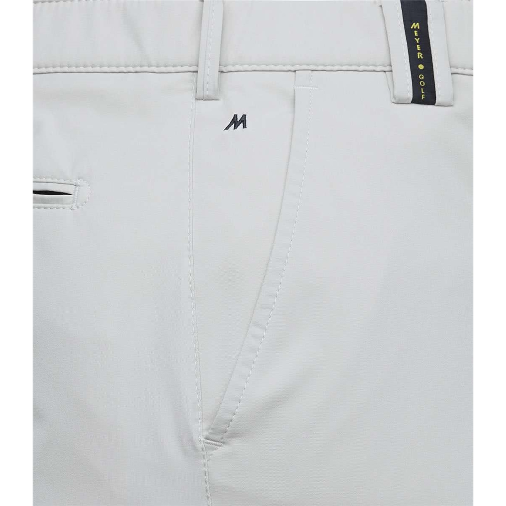 Meyer Golf Trousers - Beige - Classic Style - Augusta 8070 32