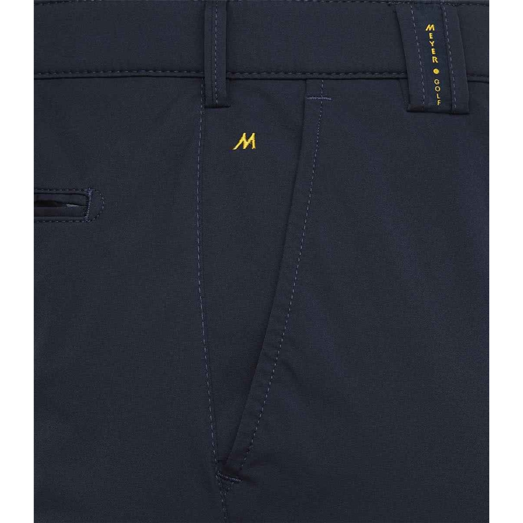 Meyer Golf Trousers - Navy - Classic Style - Augusta 8070 19