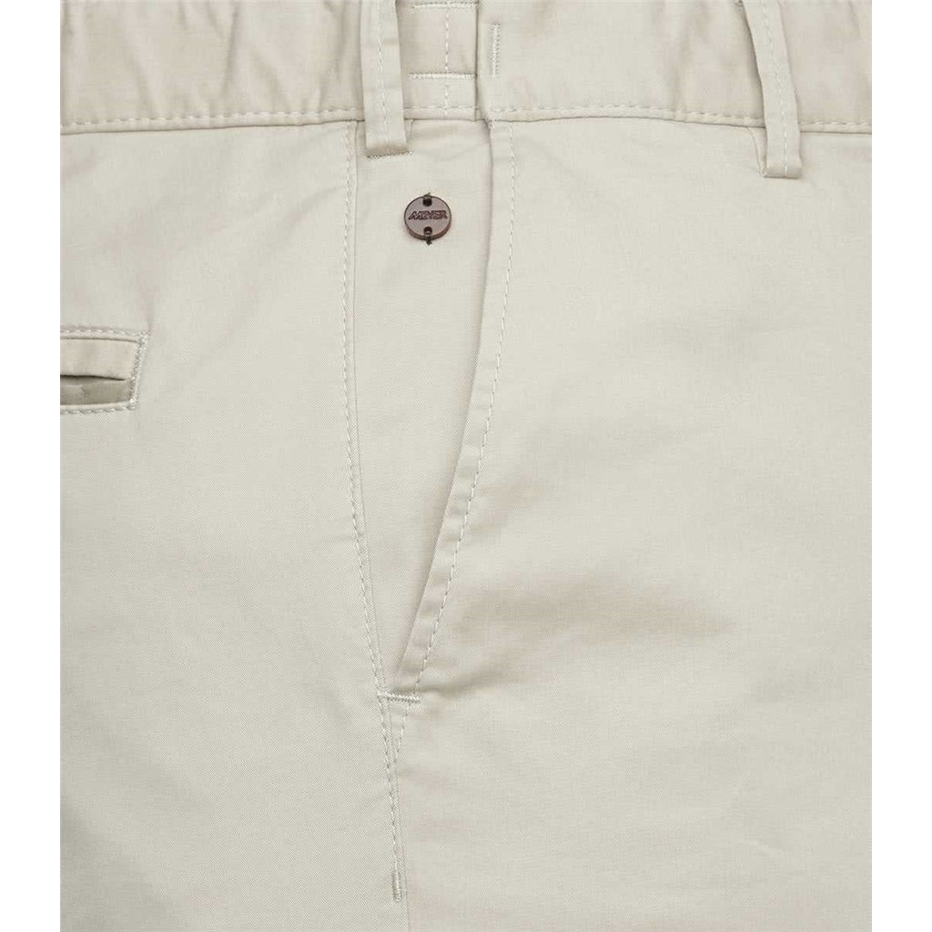New 2021 Meyer Cotton Trousers - Beige - Oslo 5038 32 - Continental Sizing