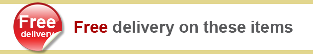 Free Standard Delivery on this item (UK Only)