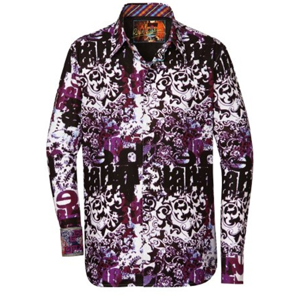 Qty for Where are robert graham shirts made