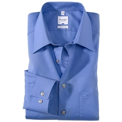 Olymp Regular Fit Shirt - Blue