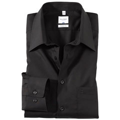 Olymp Regular Fit Shirt - Black