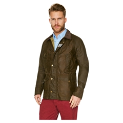 New for 2015 Barbour Coltdale Wax Jacket - Archive Olive