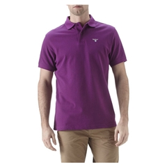 New for 2015 Barbour Sports Polo Shirt - Royal Purple